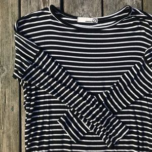 Tops - Stripped Longsleeve
